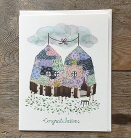 The Birch Store Yurt Love Card