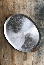 The Birch Store Large Etched Oval Tray