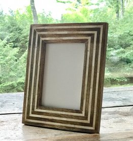 The Birch Store Wood & Bone Frame 5x7