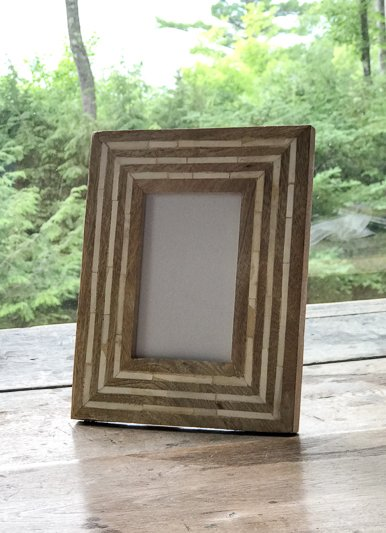 The Birch Store Wood & Bone 4x6 Frame
