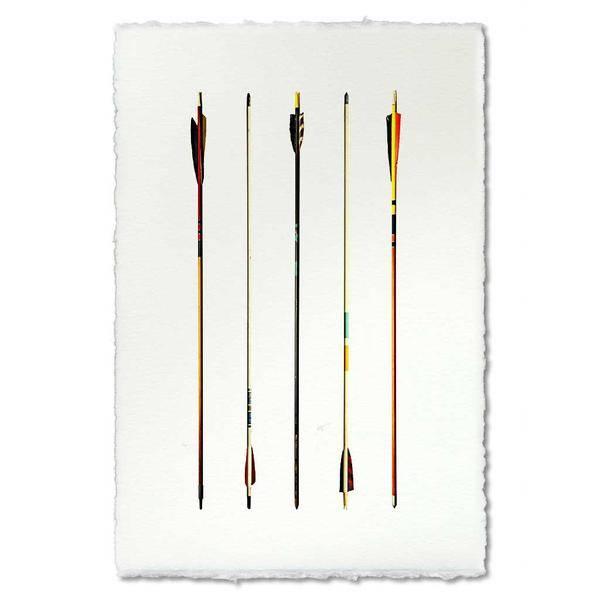 Barloga Studios Arrow Study #1