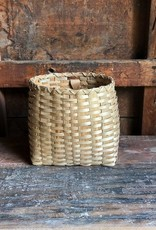 The Birch Store Handwoven Vintage Iroquois Basket