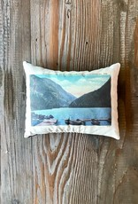 The Birch Store Lower Ausuable Lake Balsam Pillow