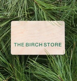 The Birch Store $250 Birch Bucks Gift Card