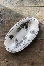 The Birch Store Oblong Pine Branch Serving Dish