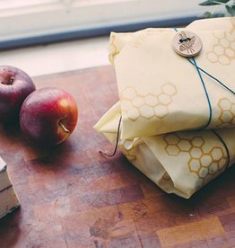 The Birch Store Bees Wrap Sandwich Wrap