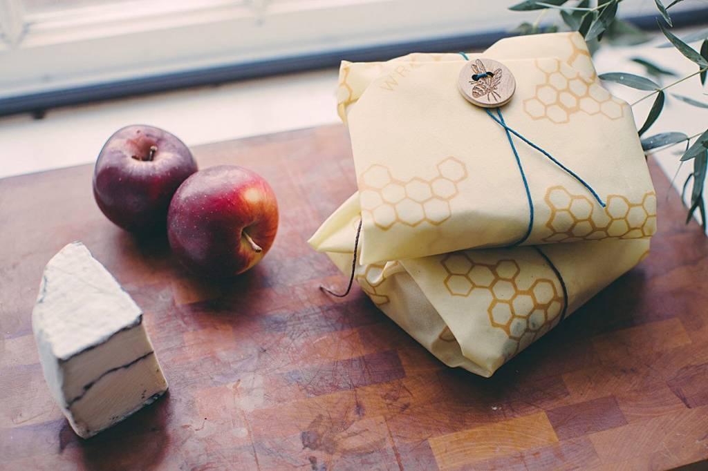 The Birch Store Bees Wrap Sandwich Wrap