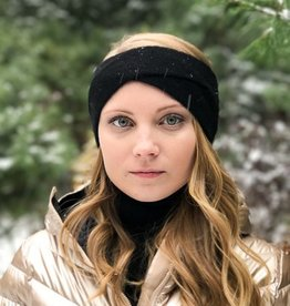 The Birch Store Cashmere Crossover Headband