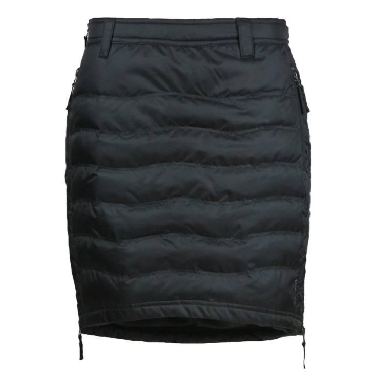 The Birch Store Black Short Down Skirt