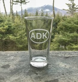 The Birch Store ADK Pint Glass