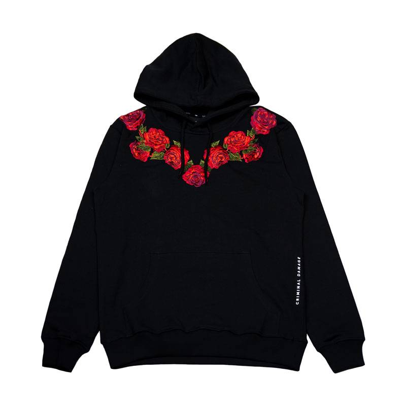 Criminal Damage Criminal Damage Thorn Hoodie