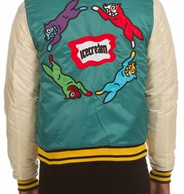 Ice Cream Ice Cream Retro Varsity Jacket