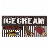 Ice Cream Ice Cream Pin Pack Holiday