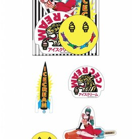Ice Cream Ice Cream Sticker Pack Holiday 18