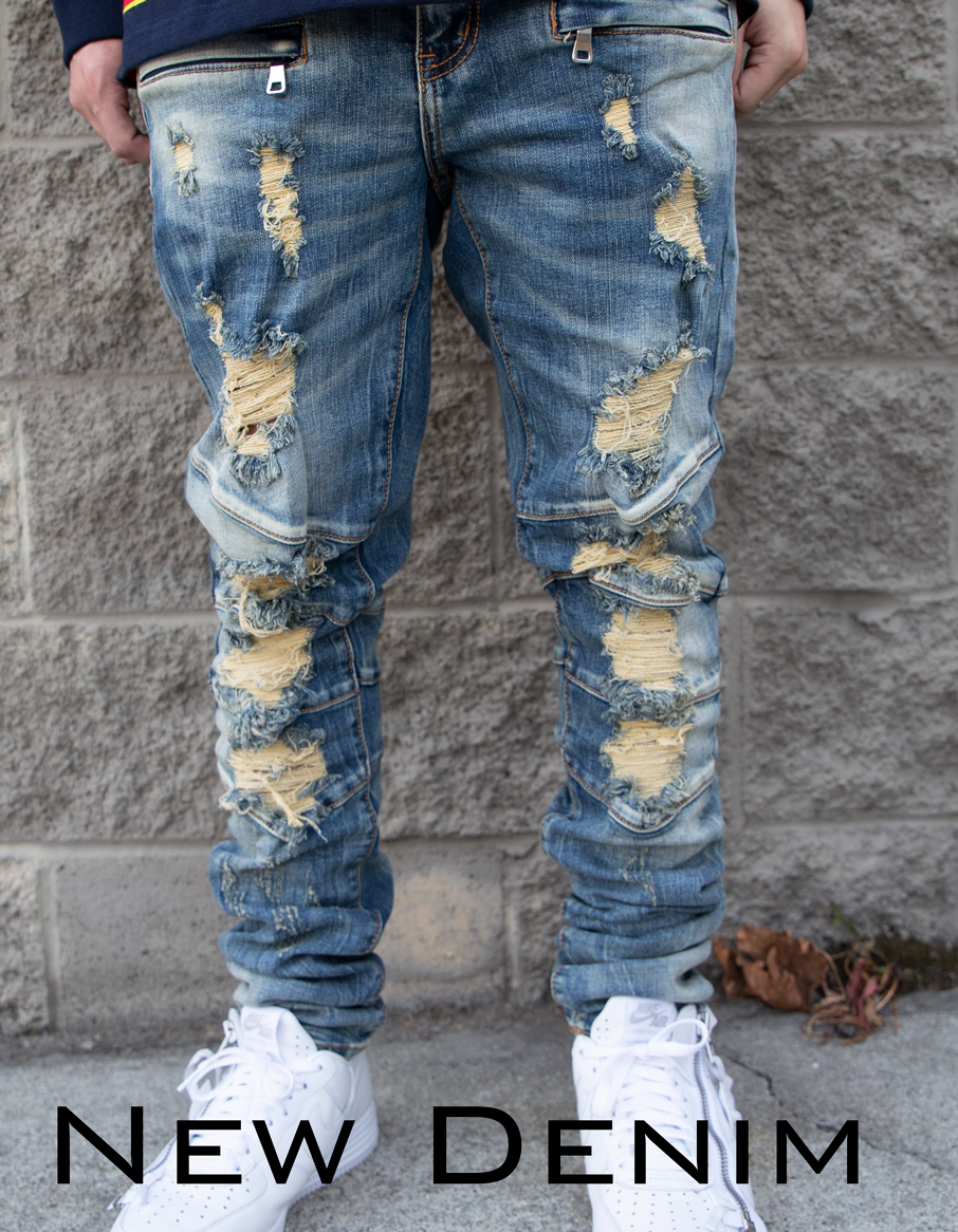 New Denim Arrivals