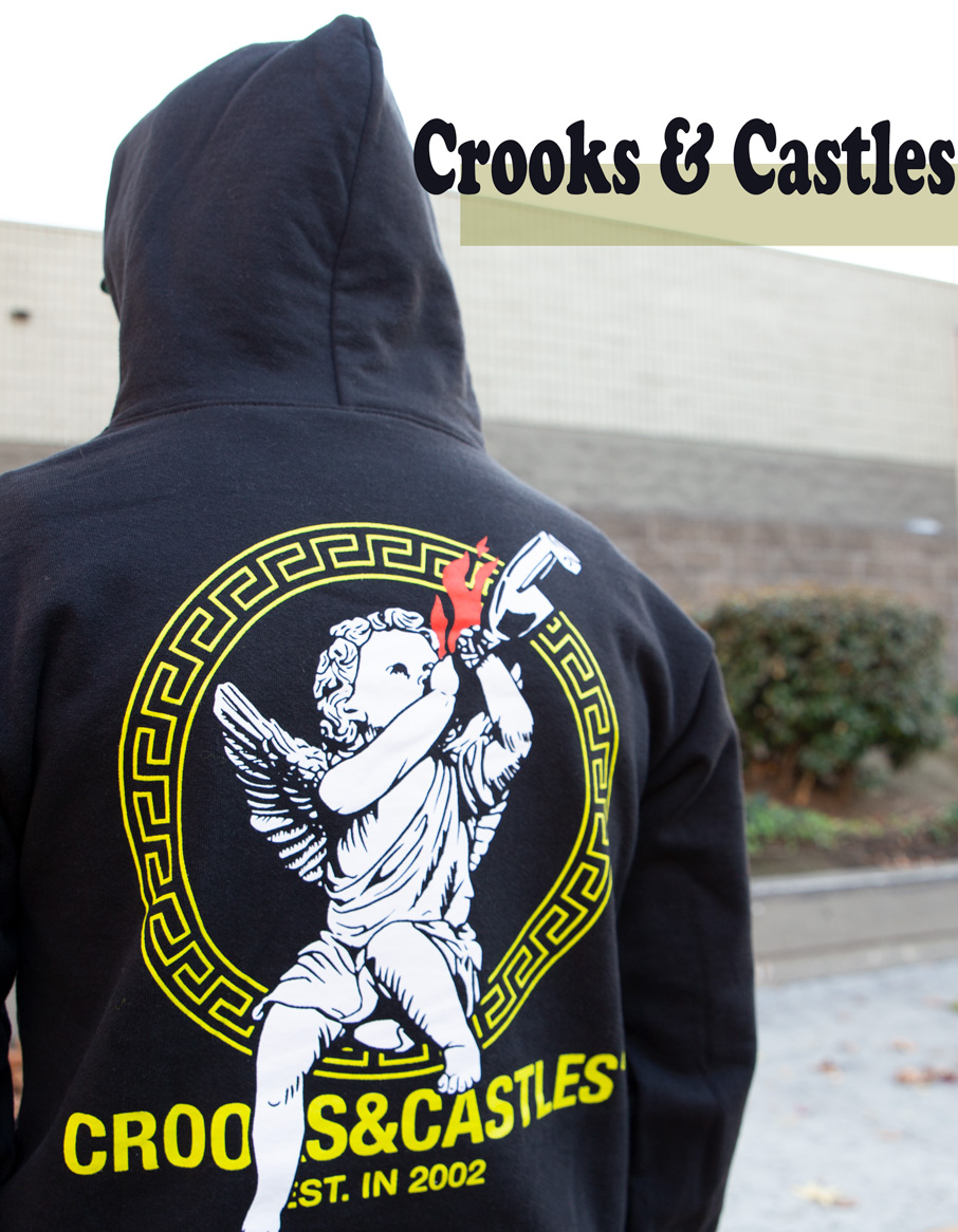 Crooks and castles 2018