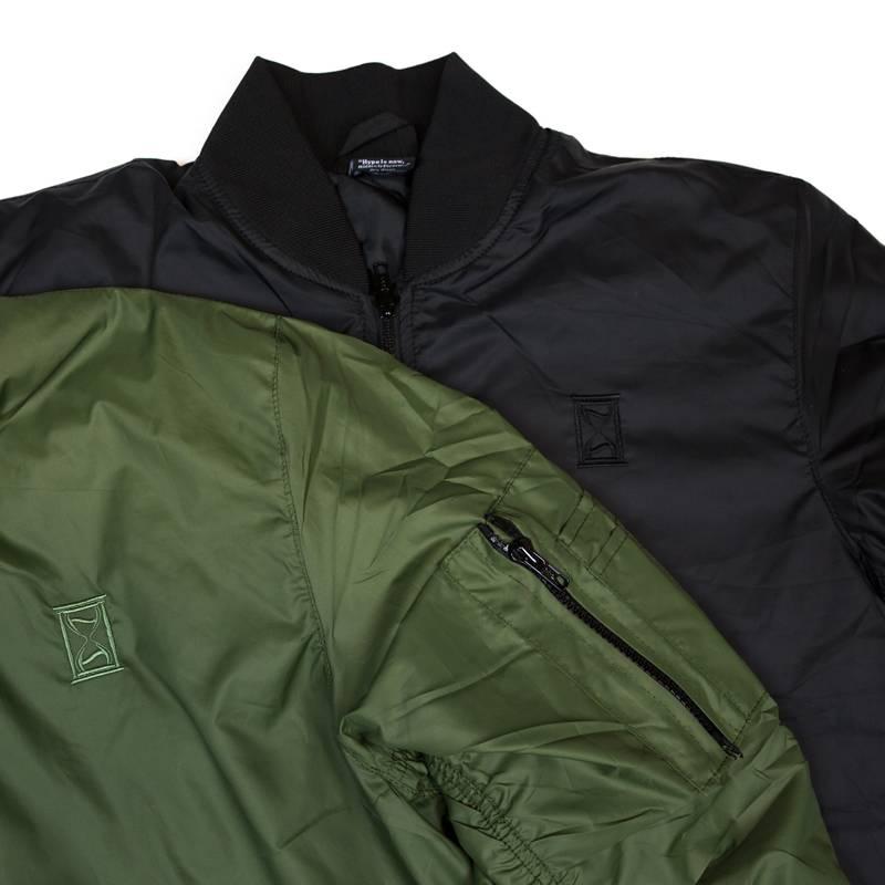 Hidden Hype Essential Bomber Jacket Drop 10/14