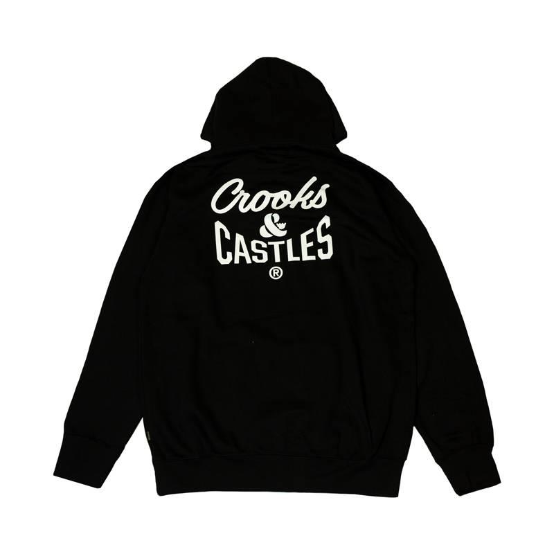 3e6b1b4dc Crooks   Castles Reverse Core Pullover - Hidden Hype Boutique ...
