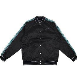 Crooks & Castles Crooks & Castles Reverse Core Varsity Jacket