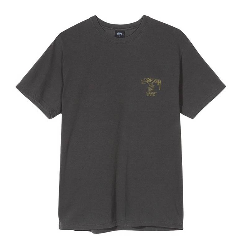 Stussy Stussy All That Jazz Pig Dyed Tee