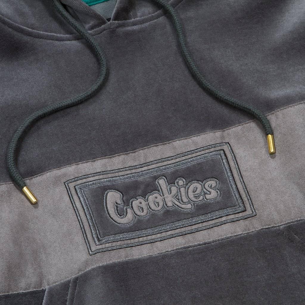 Cookies Cookies Fifth Ave Velour Hoodie