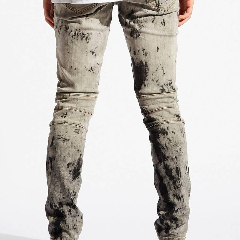 Embellish NYC Embellish Grace Biker Denim