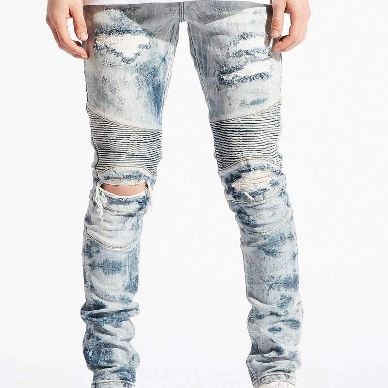 Embellish NYC Embellish Jazmin Biker Denim