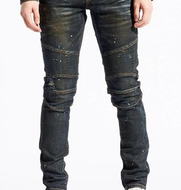 Embellish NYC Embellish Leona Biker Denim