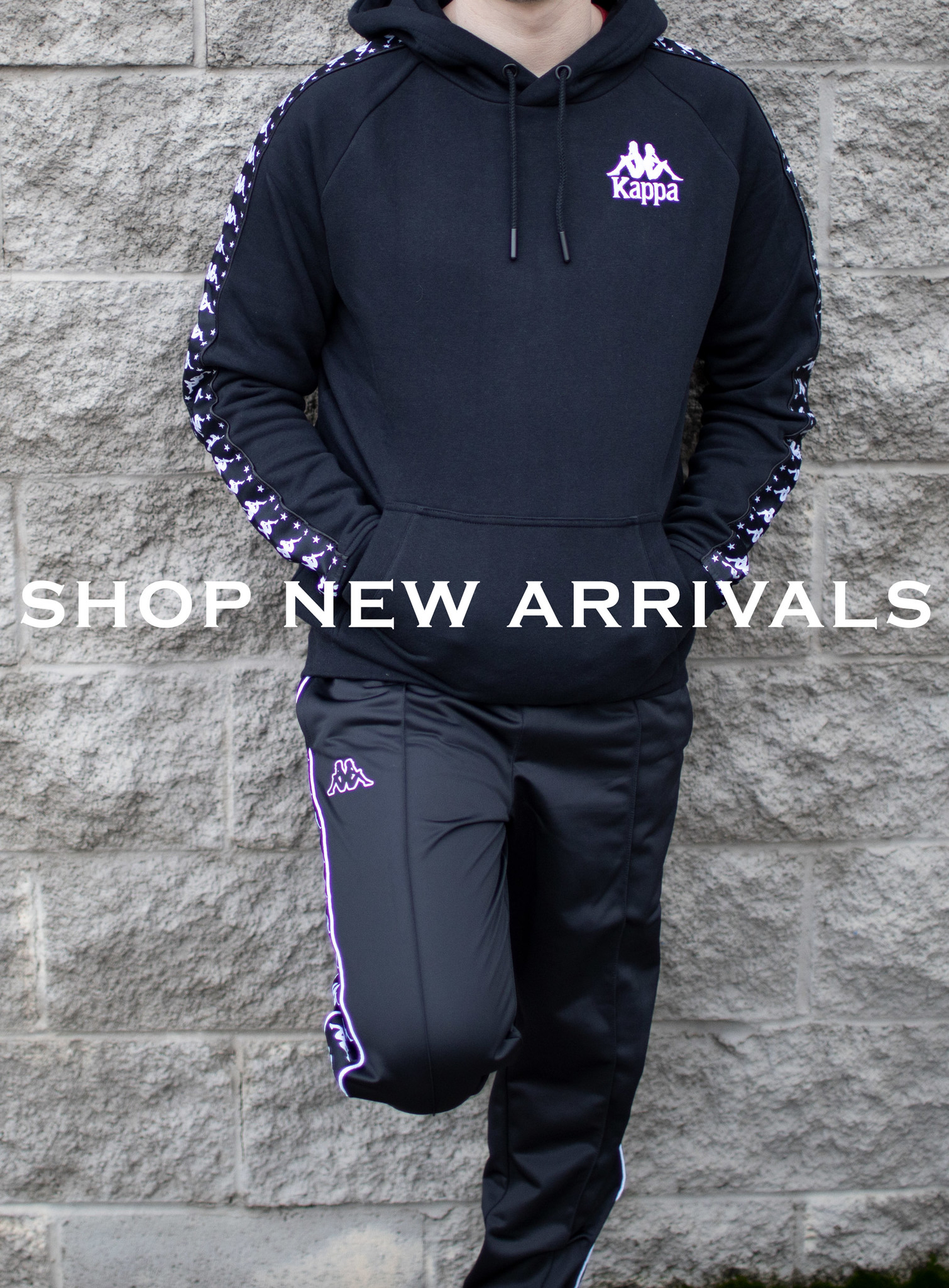Kappa New Arrivals