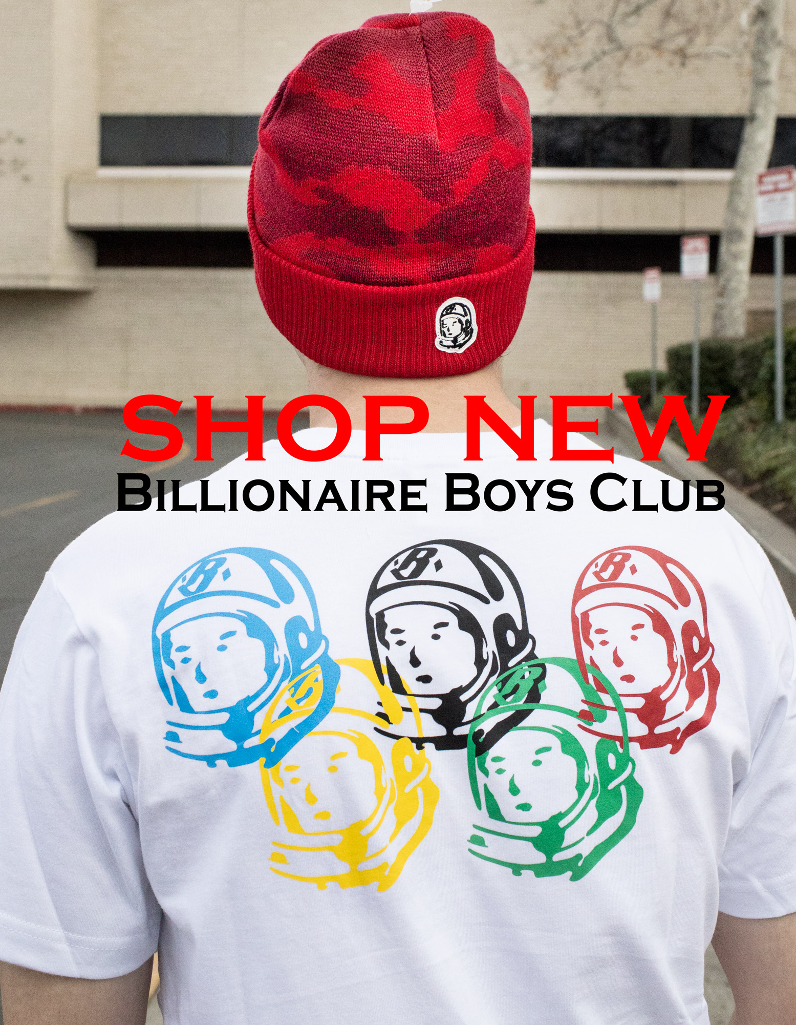 Billionaire Boys Club New Arrivals