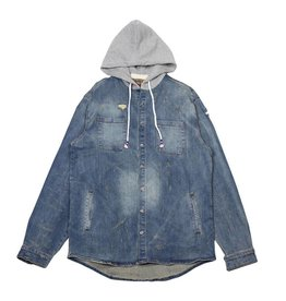 Crysp Denim Crysp Denim Walsh Hooded Jacket