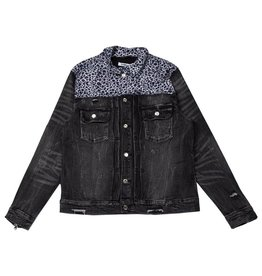 Embellish NYC Embellish Hunt Denim Jacket