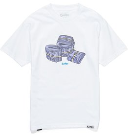 Cookies Cookies Blue Strips Tee