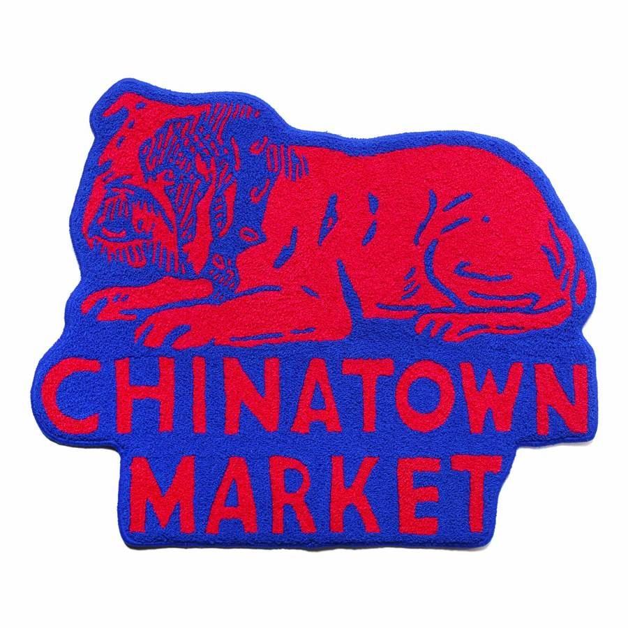 Chinatown Market Chinatown Market Bull Dog Rug