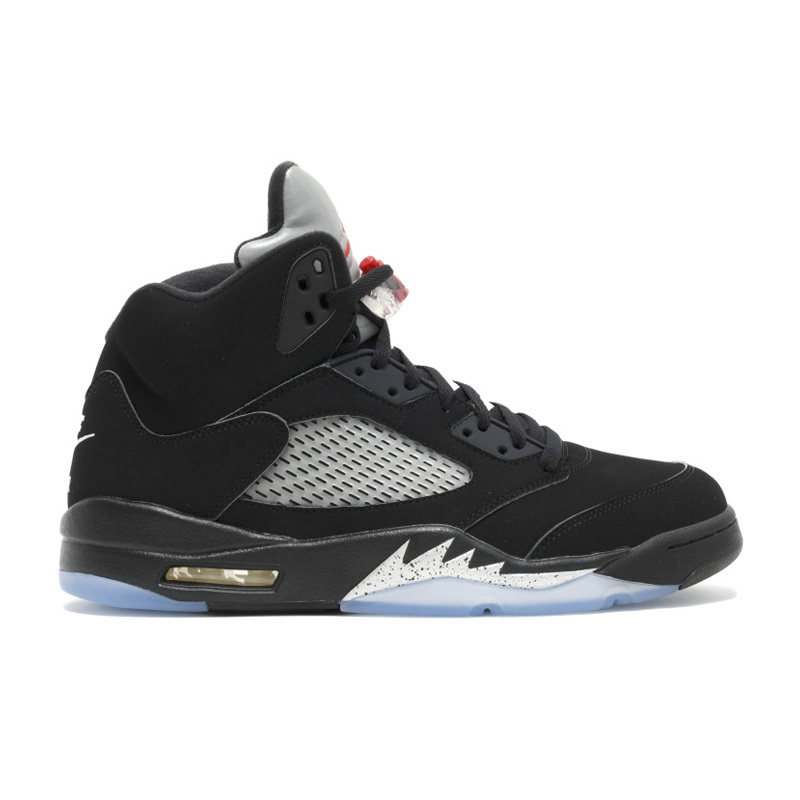 "Jordan Jordan Retro 5""Black Metallic"""