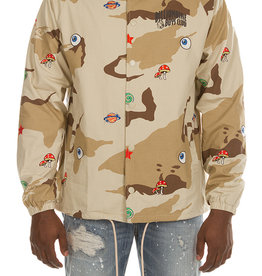 Billionaire Boys Club Billionaire Boys Club Camo Breaks Jacket