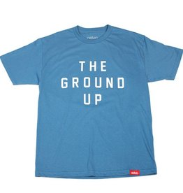 The Ground Up Logo Natural Tee