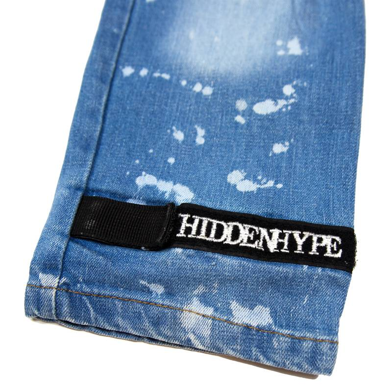 Hidden Hype Strap Denim