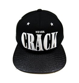 Hidden Hype Never Crack Snapback