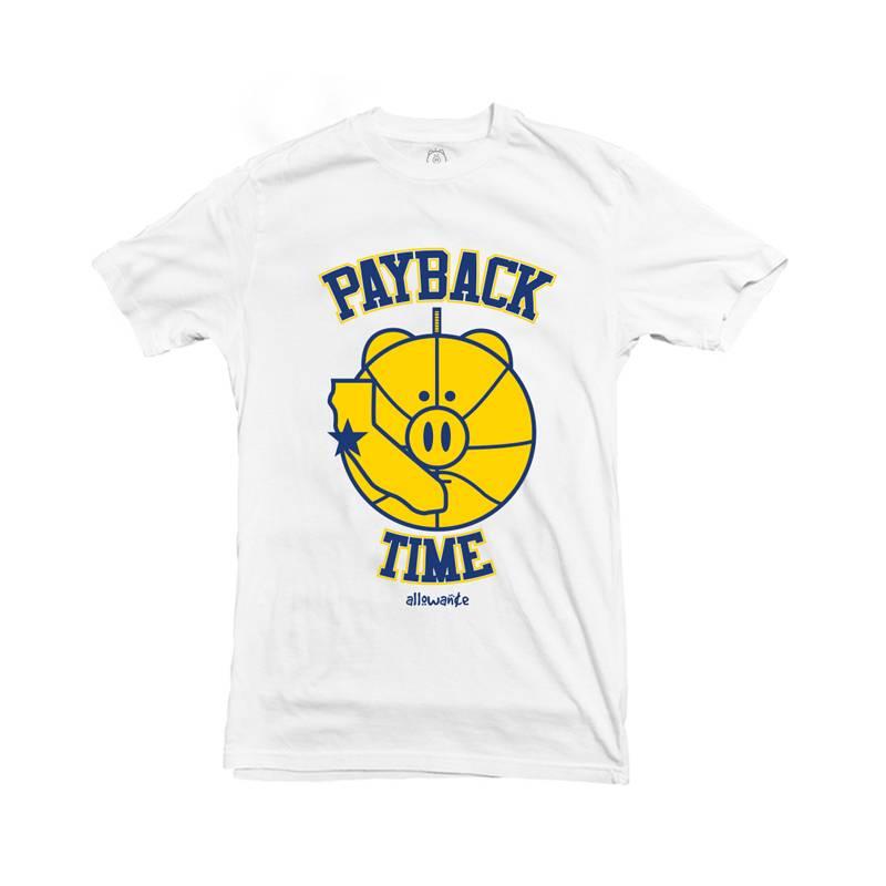 Allowance Payback Time Tee