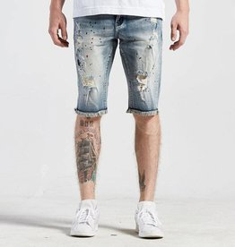 Crysp Denim Khal Shorts