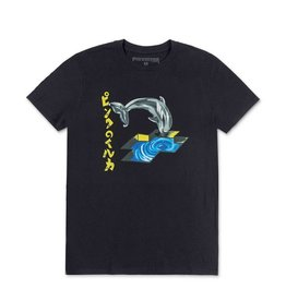 Pink Dolphin Pink Dolphin Foil Dolphin Tee