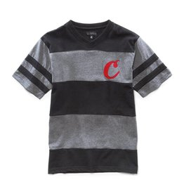 Cookies Rugby Divison V Neck Knit Tee