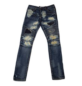Embellish NYC Embellish Gambino Biker Denim