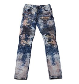 Embellish NYC Embellish Schultz Biker Denim