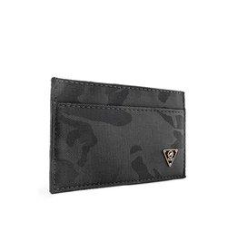 Mint Camo Nylon Ultra Slim Wallet