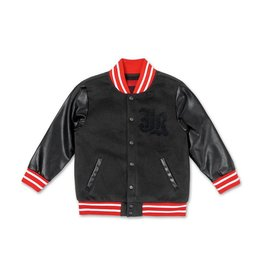 Haus Of Jr Haus Of Jr Alec Varsity Jacket