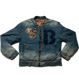 Billionaire Boys Club Billionaire Boys Club Rogue Reversible Jacket