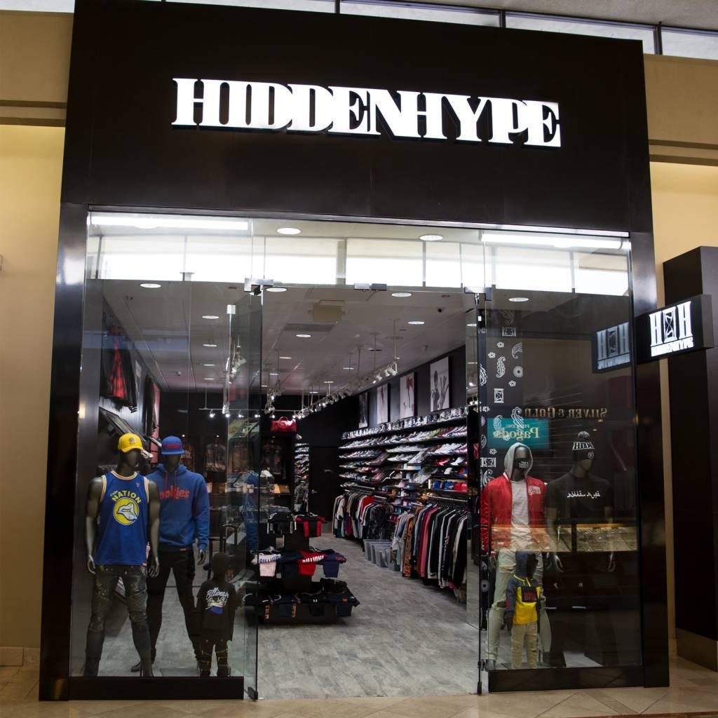 Hidden Hype Remodel Complete