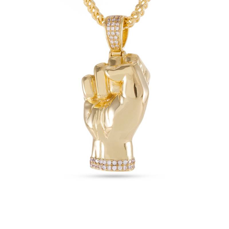 King Ice King Ice X Snoop Dogg Power Necklace